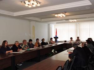 Заседание VПленума ОКПрофсоюза работников АПК Тульской области