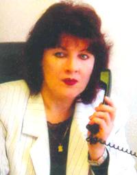 Леонова Ирина Васильевна