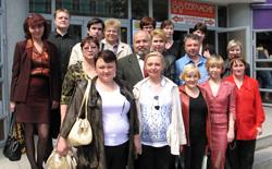 Председатели профсоюзных организаций