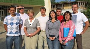 Молодежный обком профсоюза машиностроителей и«Электропрофсоюза»