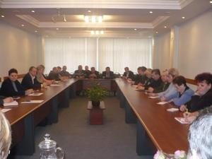 Cмотр-конкурс Тульского обкома «Электропрофсоюз» за 2008  г.