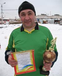Победитель зимней спартакиады
