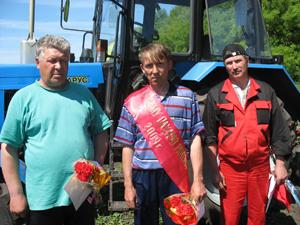 Конкурс профессионального мастерства среди лучших сельских механизаторов врайонах иобласти