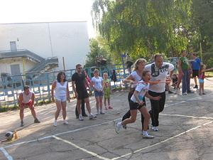 Семейные спортивные соревнования «Папа, мама, я— спортивная семья», посвященные памяти Василия Голубкова