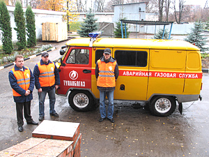 Новомосковский грузовик