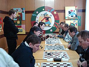 Соревнования по шахматам