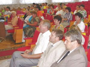 VI отчетно-выборная конференция профсоюза работников АПК
