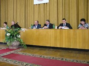 19 отчетно-выборная конференция Общероссийского профсоюза работников автомобильного транспорта и дорожного хозяйства