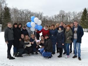 Открытие второй школы молодого педагога Профсоюза Тульской области