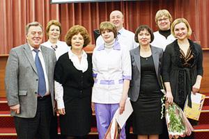 Собрание сотрудников Тульской областной клинической больницы