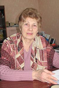 Антонина Николаевна Рассказова