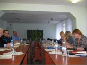 Совет  представителей  первичных  профсоюзных  организаций  ОАО «Квадра»