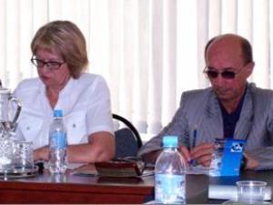 Cовместное расширенное заседание президиума Тульского обкома «Электропрофсоюз»