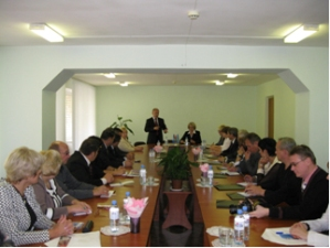 Состоялся ответный визит Белорусской делегации на Тульскую землю