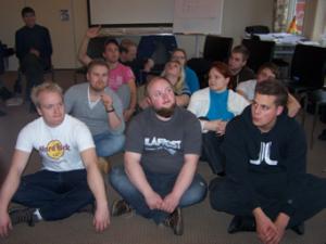 Второй этап Российско-Норвежского семинара среди молодых профлидеров