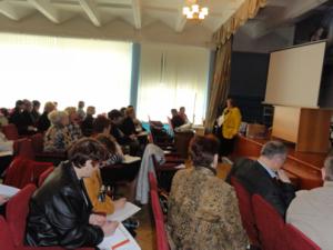 Выездное обучение по охране труда работников народного образования и науки РФ