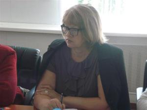 Рабочая встреча  руководства  ОАО  «Квадра»  с Советом представителей первичных профсоюзных  организаций  ОАО  «Квадра»