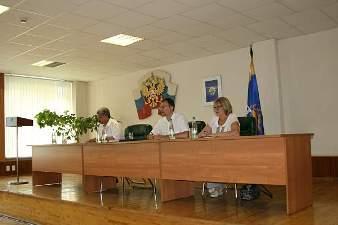 Профсоюзная конференция первичной профсоюзной организации Черепетской ГРЭС