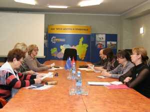 Встреча руководства и председателей первичных профсоюзных организаций филиала «Тулэнерго» ОАО «МРСК Центра и Приволжья»