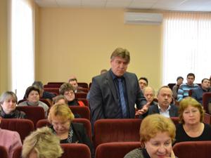 Выездное совещание в Узловском районе