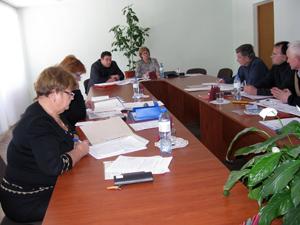 заседание  Совета  представителей  первичных  профсоюзных организаций ОАО «Квадра»