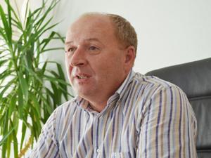 Председатель ТФП Игорь Каенков