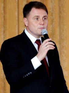 Глава региона Владимир Груздев