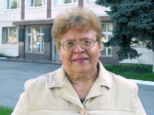 Алла Петровна Мельникова