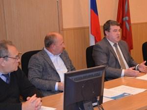Заседание городской трехсторонней комиссии