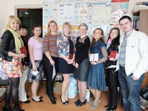 Молодежные профсоюзные лидеры