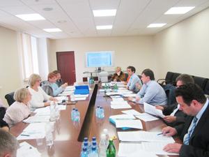 Комиссия попереговорам позаключению нового колдоговора ОАО «Квадра»