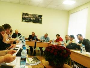 Международная конференция МОТ— ФНПР вЦентральном федеральном округе