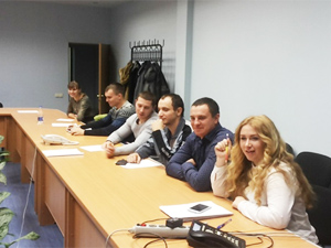 Первое собрание молодежного совета