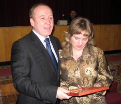 ЗаседаниеIV Совета Федерации