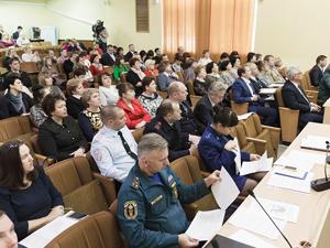 Заседание межведомственной комиссии