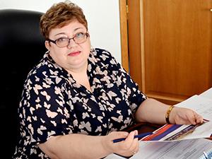 Ольга Ларичева
