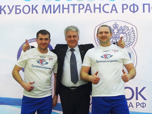 Кубок Минтранса поминифутболу