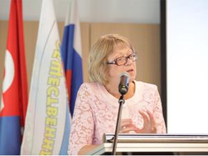 Пленум ЦК «Всероссийский Электропрофсоюз»