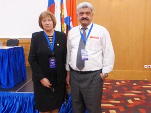 VIII съезд Общественного объединения «Всероссийский Электропрофсоюз»