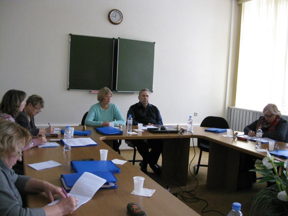 Пленум Центрального Комитета «Всероссийского Электропрофсоюза»
