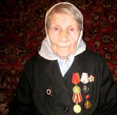 Варвара Константиновна Ерохина