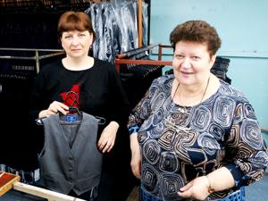 ООО «Бородинская швейная фабрика»