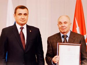 Алексей Дюмин и Владимир Кузнецов
