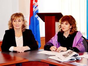Заседания молодежного совета профсоюза образования