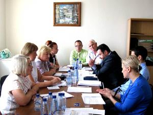 Заседание совета ОАО «Квадра — Генерирующая компания»