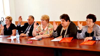 VIотчетно-выборная конференция