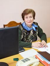 Людмила Сергеевна Кириллова
